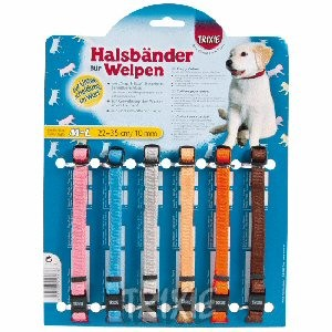 Puppy halsbanden set medium-large